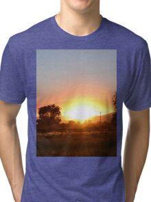 Western Hills Tri-blend T-Shirt