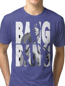 Chief keef Bang Bang Tri-blend T-Shirt