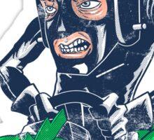 Finkenstein (death race 2000) Sticker
