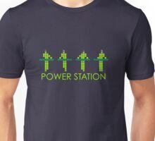 KRAFTWERK | POWER STATION | NEON Unisex T-Shirt