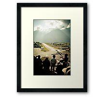 Lukla Airport, Nepal Framed Print