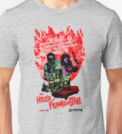 Frankenstar Unisex T-Shirt