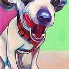 """Scrumptious"" Chihuahua Art by Nancy Daleo"