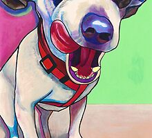 """Scrumptious"" Chihuahua Art by Nancy Daleo"