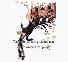 Kingdom Hearts Roxas memory by KyouuSunshiine