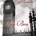 Big Ben - Voice of Britain by Yvonne Falkenhagen