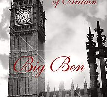 Big Ben - Voice of Britain by Yvonne Falkenhagen