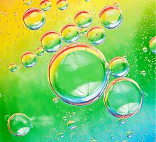 Oil and Water #2 by April Koehler