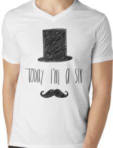 Today I'm A Sir Mens V-Neck T-Shirt