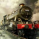 Steam Engine by ajgosling