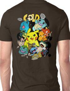 Gold Elite Team  Unisex T-Shirt