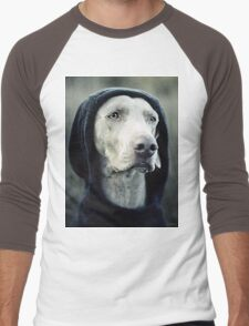 """The Dogside Project""  Men's Baseball ¾ T-Shirt"