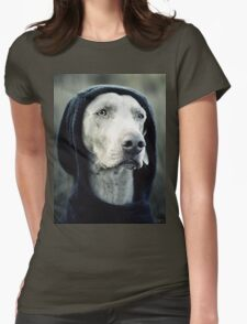 """""""The Dogside Project""""  Womens Fitted T-Shirt"""