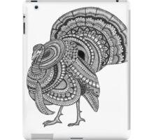Ornate Turkey iPad Case/Skin