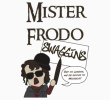 Mister Frodo Swaggins by Baghrirella