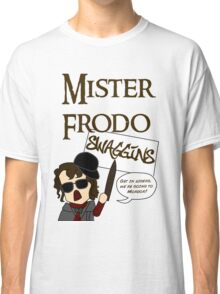 Mister Frodo Swaggins Classic T-Shirt