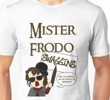Mister Frodo Swaggins Unisex T-Shirt