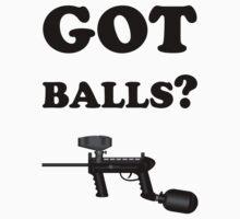 Paintball. Got Balls? BL. by DavidAtchley