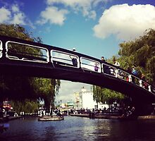 Camden Town Bridge by lanesloo