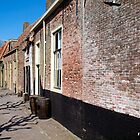 Old dutch street by foppe47