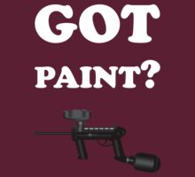 Paintball. Got Paint? WHI. by DavidAtchley