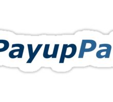 PayupPal Sticker