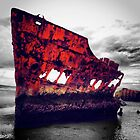 Rusty Ship by lanesloo