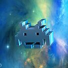 Space Invader 3d. by LewisJamesMuzzy