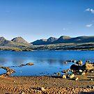 Loch Lurgainn by jacqi