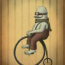 Bicycle by kaydi-did-art