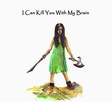 River Tam I Can Kill You With My Brain T-shirt T-Shirt