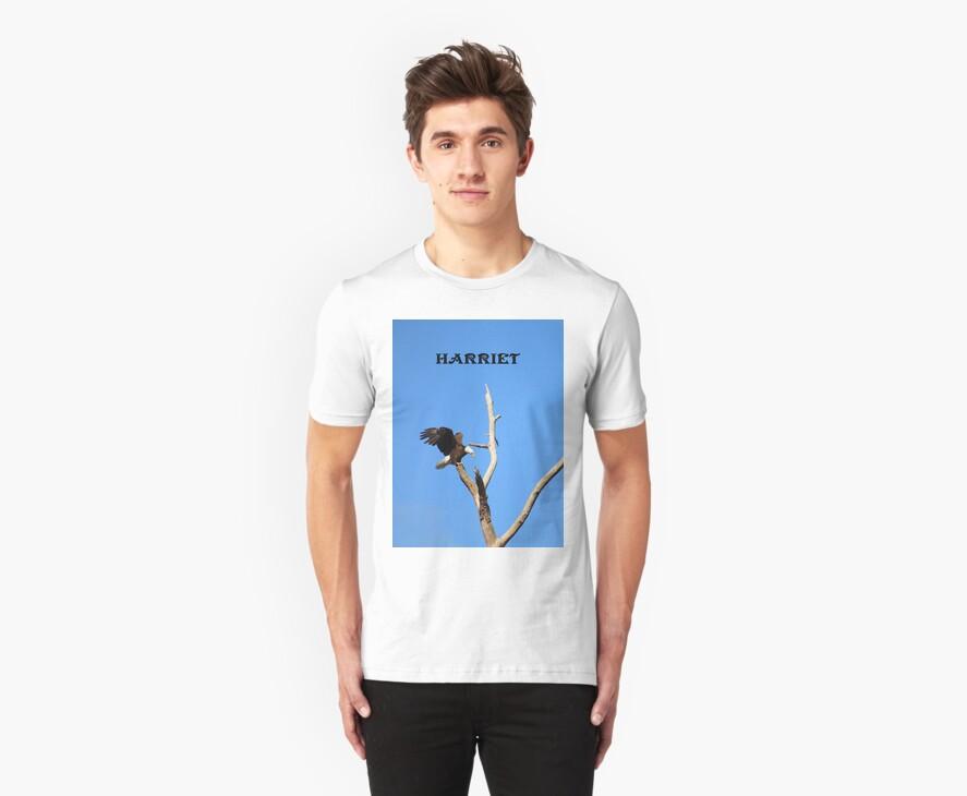 Harriet T-Shirt by Virginia N. Fred