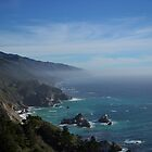Pacific Coast by KingstonPrints