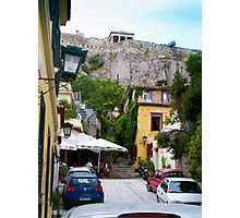 Grecian Alley Photographic Print