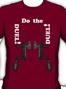 Paintball. Do the DUEL. WHI. T-Shirt