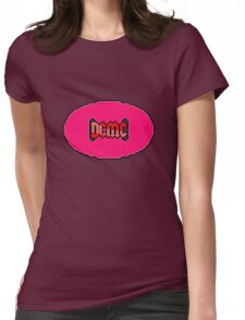 DCMC Womens Fitted T-Shirt