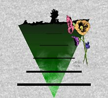 The Last Flowers of Winter Unisex T-Shirt