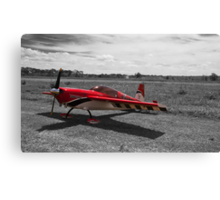 R/C Airplane 3 Canvas Print