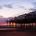 The Pavilion Sunrise by John Dunbar