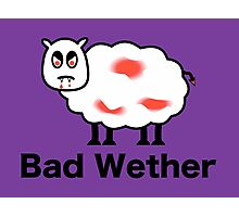 Bad Wether Photographic Print