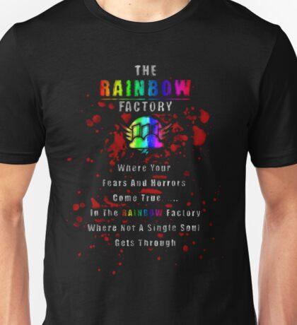 Rainbow Factory  Unisex T-Shirt