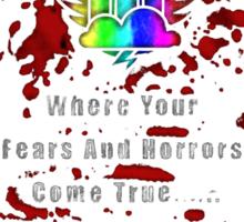 Rainbow Factory  Sticker