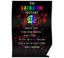 Rainbow Factory  Poster