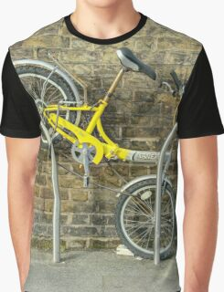 Biked  Graphic T-Shirt