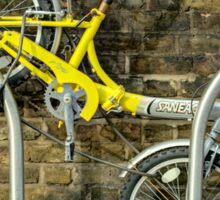 Biked  Sticker