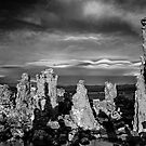 Mono Lake South Shore Tuffas  by photosbyflood
