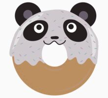 Panda Donut Kids Clothes