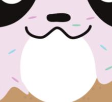 Panda Donut Sticker