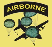 Airborne Paratrooper Drop Kids Clothes