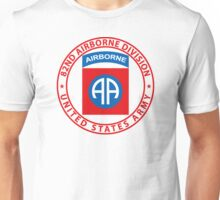 82nd Airborne Wings Unisex T-Shirt